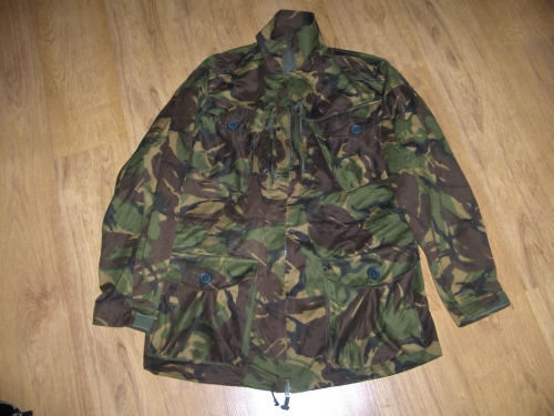 Review Smock Combat Temperate DPM. Part 1