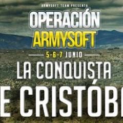 Operación Armysoft-Las conquista de Cristobal Part-1