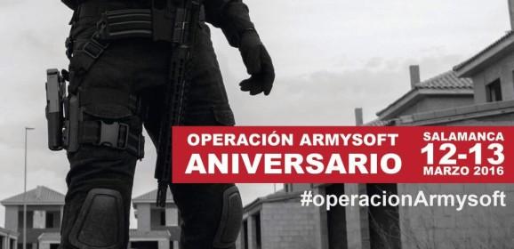 operacion armysoft aniversario
