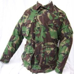 Review Smock Combat Temperate DPM. Part 2