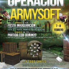 Operación Armysoft. Part-2
