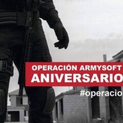 OPERACION Armysoft Aniversario – Part 1