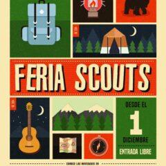 1ª Feria scouts