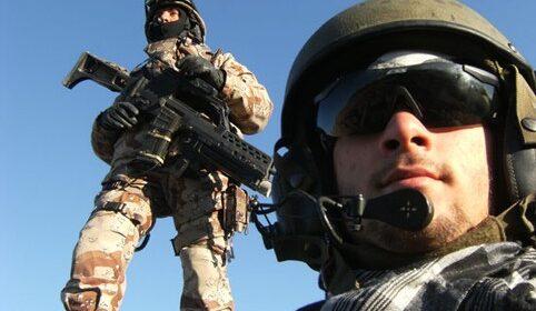 EZAPAC ( Escuadron Zapadores Paracaidistas )